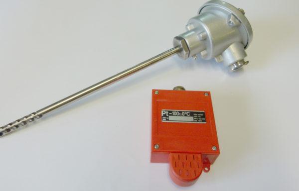 Sondas control de temperatura ambiental